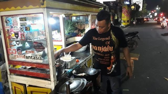 Nasi Goreng Kuah Kediri, Makanan Cocok di Santap saat Lagi Hujan