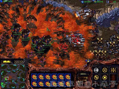 Starcraft Brood War Game