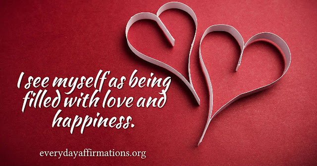 Affirmations for love and happiness2