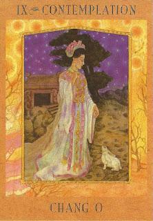 Ch'ang-O | Goddess Tarot