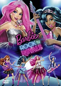 Barbie Rainhas Do Rock