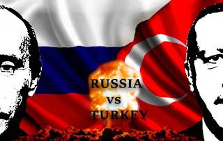 Ρωσία vs Τουρκία: Όλα κρέμονται από μία κλωστή για την έναρξη πολέμου