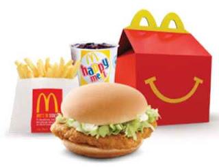Cara Oder McD Di Kaunter McDonalds