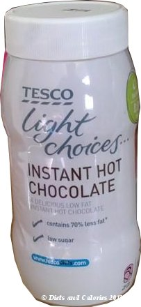 Diets And Calories Tesco Light Choices Instant Hot