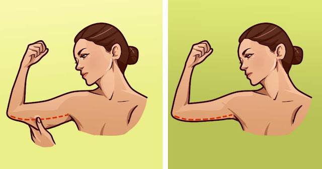 This 3-minute workout will get rid of flabby arms for good