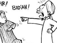 Inilah Kriteria Bid'ah Dhalalah dan Bid'ah Hasanah
