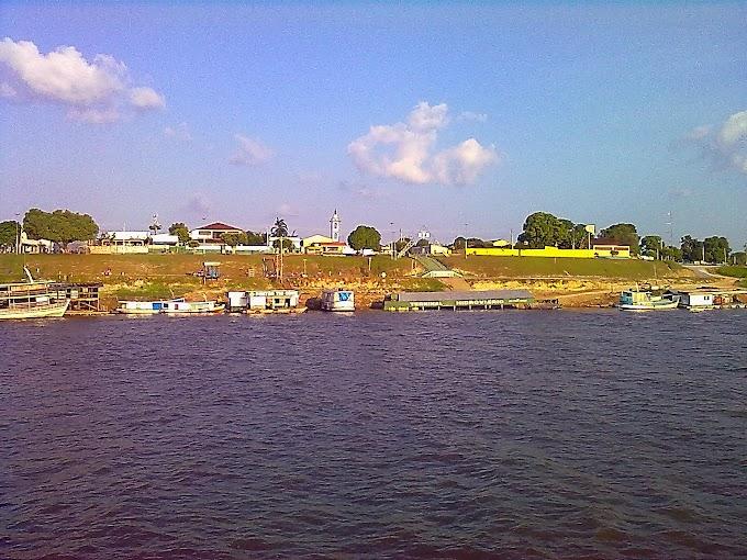 A história do município se prende diretamente à de Maués.