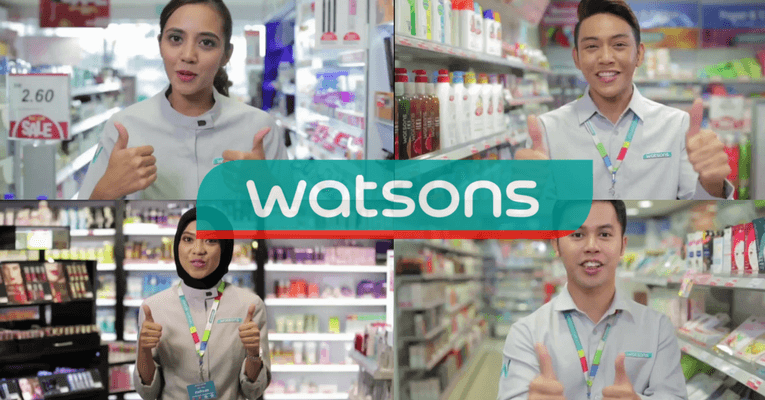 Jawatan Kosong di Watson's Store Malaysia