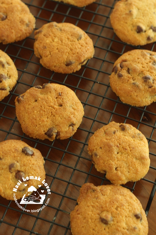 nasi lemak lover american chocolate chips cookies. Black Bedroom Furniture Sets. Home Design Ideas