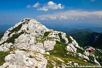 Risnjak Monte delle Linci