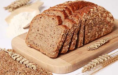 خبز-القمح-الكامل