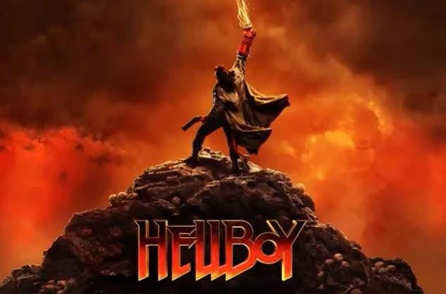 Hellboy : デヴィッド・ハーバー主演の新しい「ヘルボーイ」が、予告編の初公開に向けて、赤い悪魔があわせ持つ世界を滅ぼす災いの姿と人類を守るアンチ・ヒーローの姿の両面を描いた2点のポスターをリリース ! !