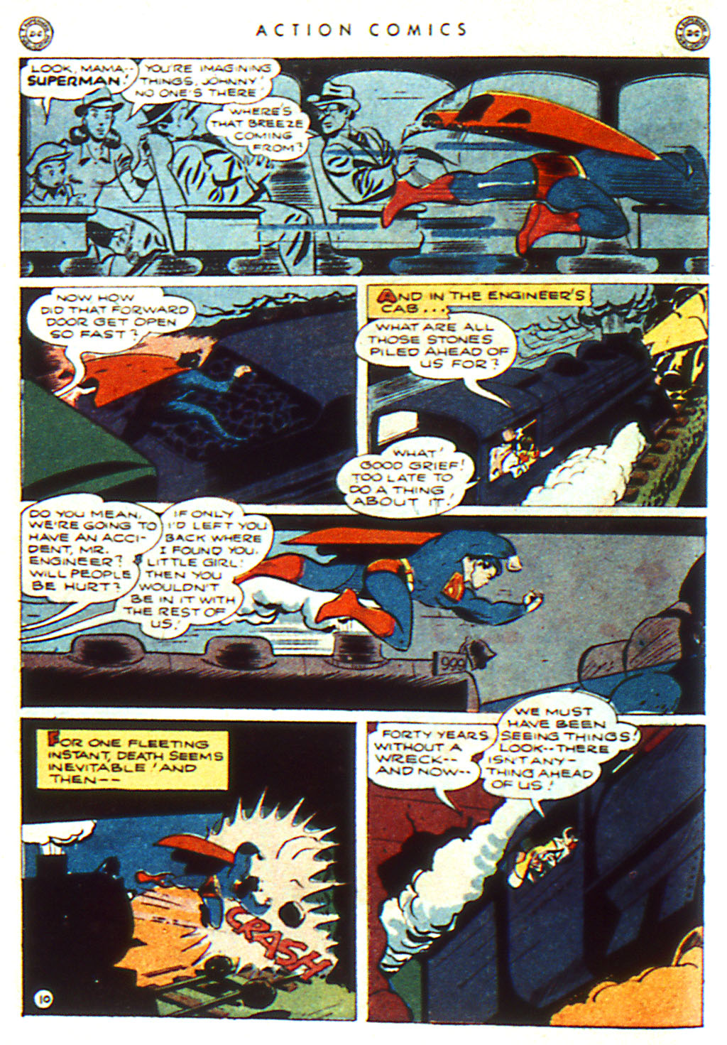 Read online Action Comics (1938) comic -  Issue #98 - 12