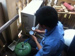 Hướng dẫn chi tiết cách nạp gas bổ sung cho điều hòa