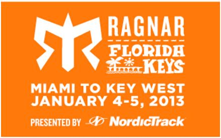 Ragnar: Miami to Key West, 2013