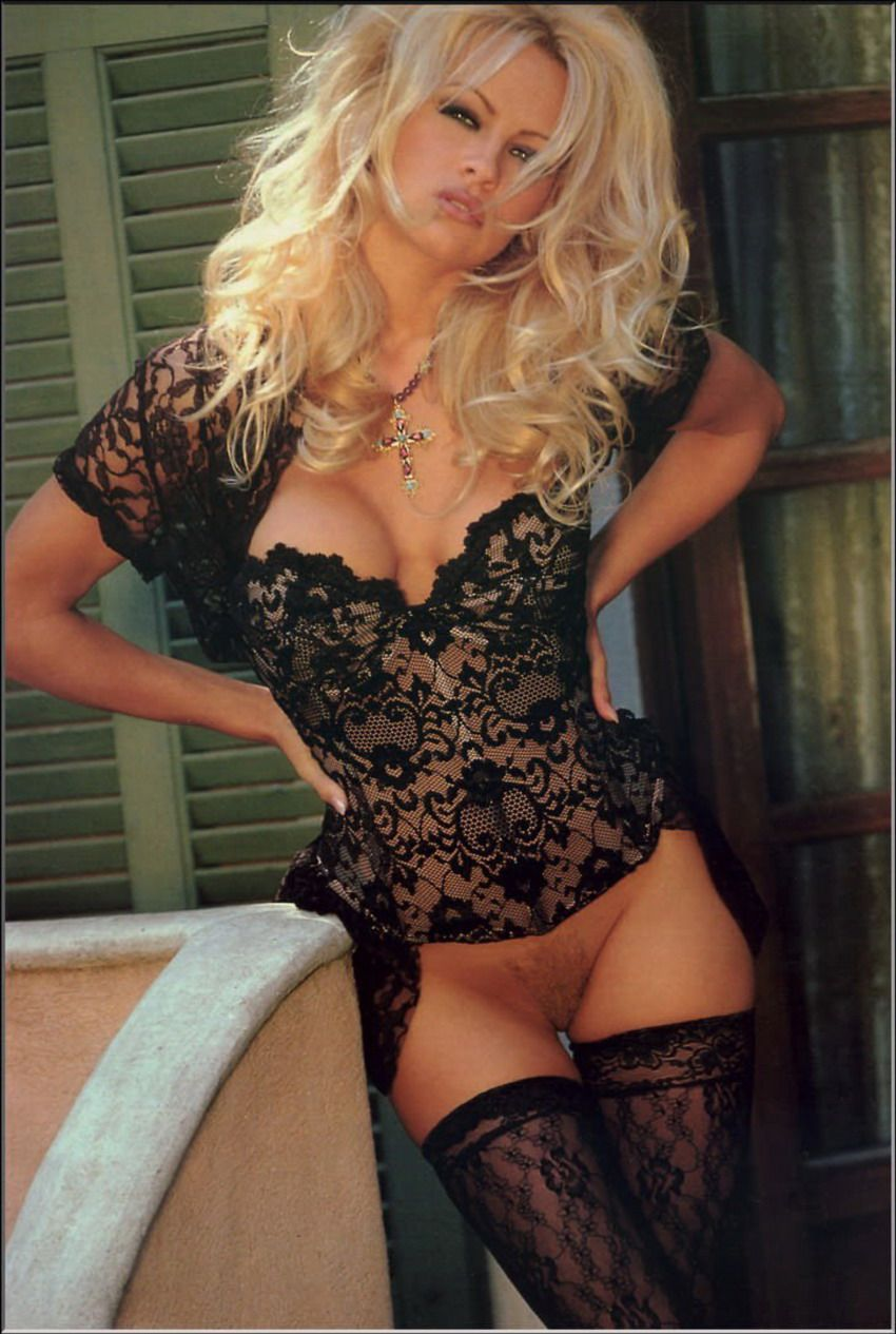 free nude pictures of pamela anderson