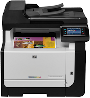 HP LaserJet Pro CM1415 Series Driver & Software Download