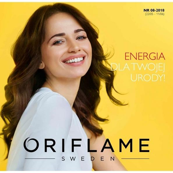 ORIFLAME | Przegląd Katalogu 8 | do 11.06