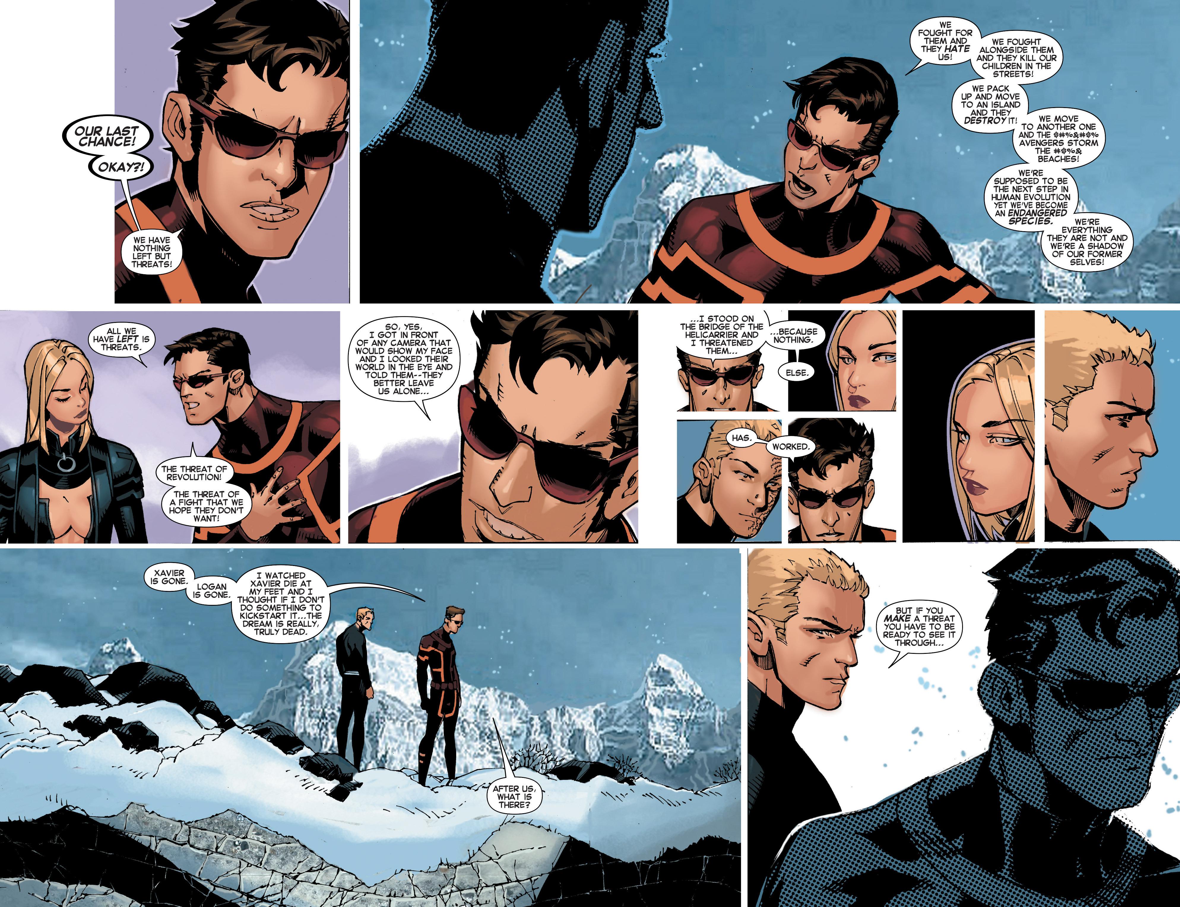 Read online Uncanny X-Men (2013) comic -  Issue #32 - 14