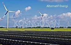 Solusi jika minyak bumi habis, 8 alternatif energi ini bisa dicoba