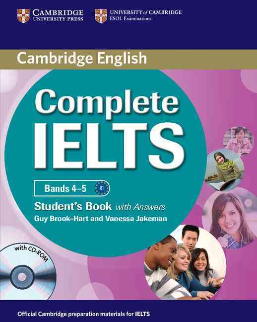 Download Cambridge English Complete IELTS Bands 4-5