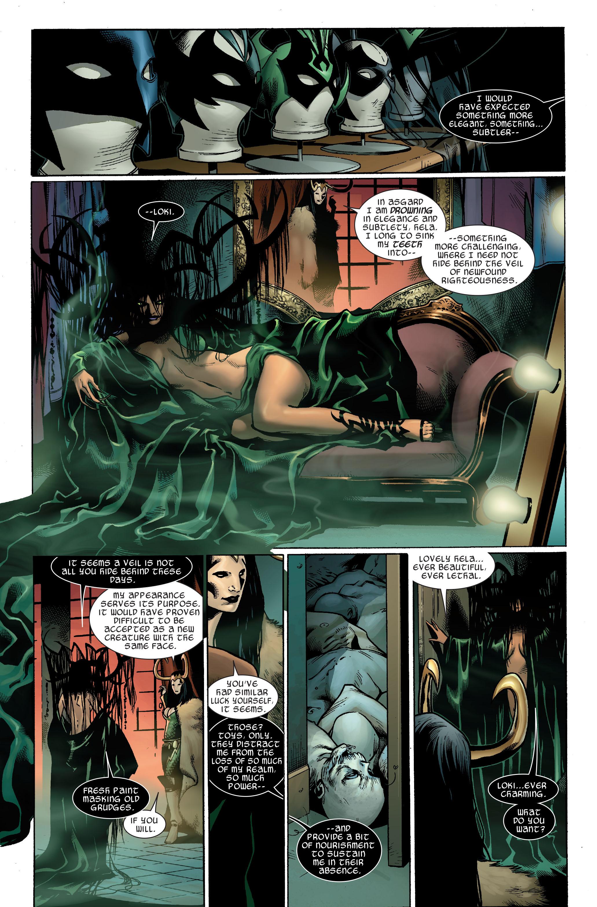 Thor (2007) Issue #12 #12 - English 4