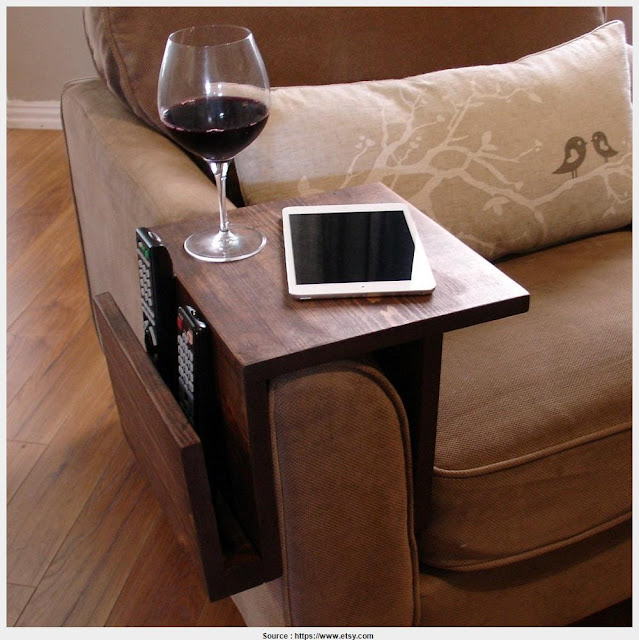 Great Chair Arm Table