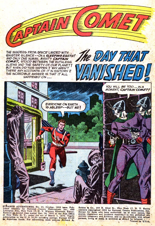 Strange Adventures (1950) issue 25 - Page 3