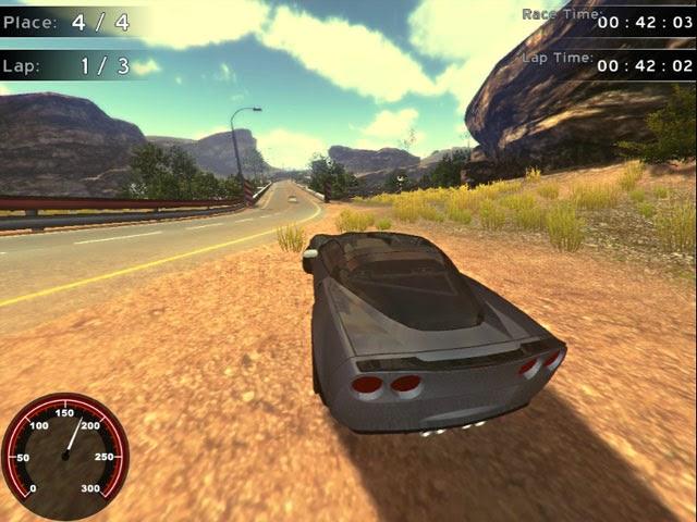 Game Supercars Racing Untuk PC Full