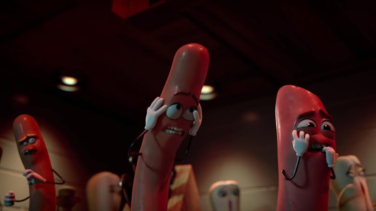 Seth Rogen's Sausage Party - Official Restricted Movie Trailer Is So Funny It Will $@&% You Up