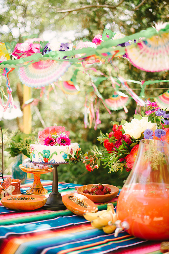 Cinco de Mayo Party Inspiration - www.greysuede.com