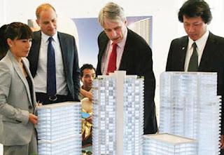 khách hàng nước ngoài mua nhà tại Bình Dương