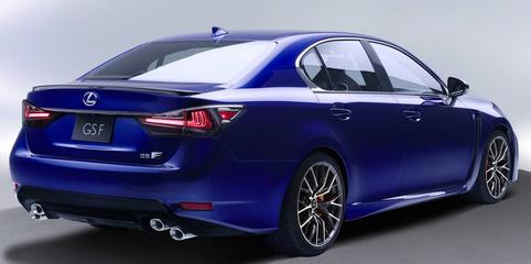 2016 Lexus GS F Sport Review
