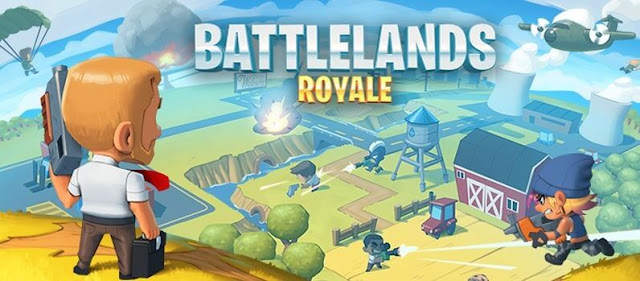 لعبة-Battlelands-Royale