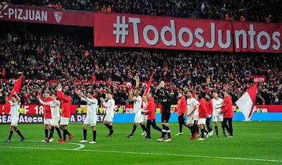Crónica Sevilla FC 2 - Leganés 0