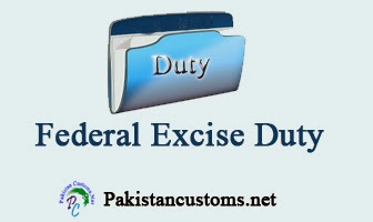 Federal Excise Duty Or Federal Excise Tax