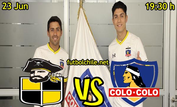 VER STREAM YOUTUBE RESULTADO EN VIVO, ONLINE: Coquimbo Unido vs Colo Colo