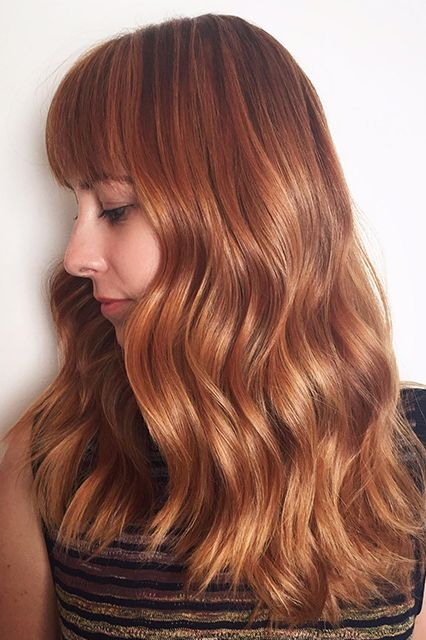 Spring Hair Color Trends Hairstyles Trending