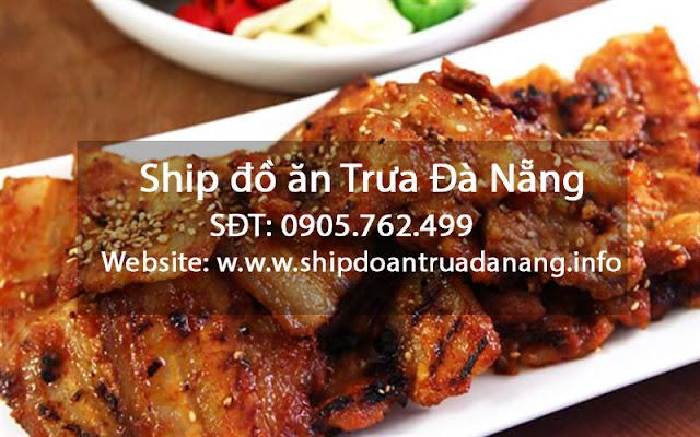Ba Chỉ Nướng - ship đồ ăn đêm Đà Nẵng