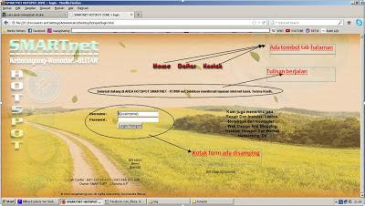 Merubah Login Page hotspot Part 2