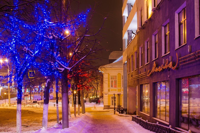 Ресторан Москва. Иваново
