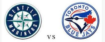 MLB : Mariners, Blue Jays Battle to Stay in Playoff Hunt