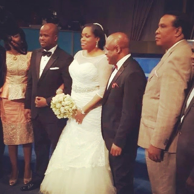 YAW'S BLOG: See Photos From Gospel Singer Sinach's White