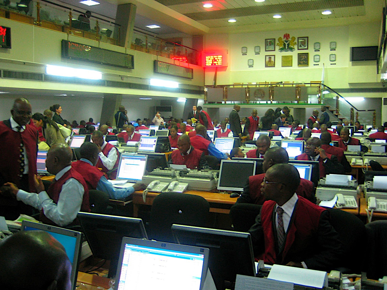 Market Capitalisation Rises by ₦28bn