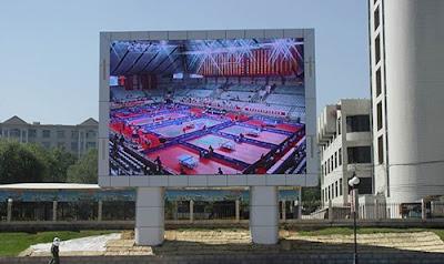 Đơn vị thi công màn hình led p3 outdoor tại Cao Bằng