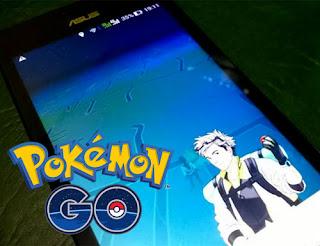 Pokemon Go Sudah Bisa dimainkan di Asus Zenfone