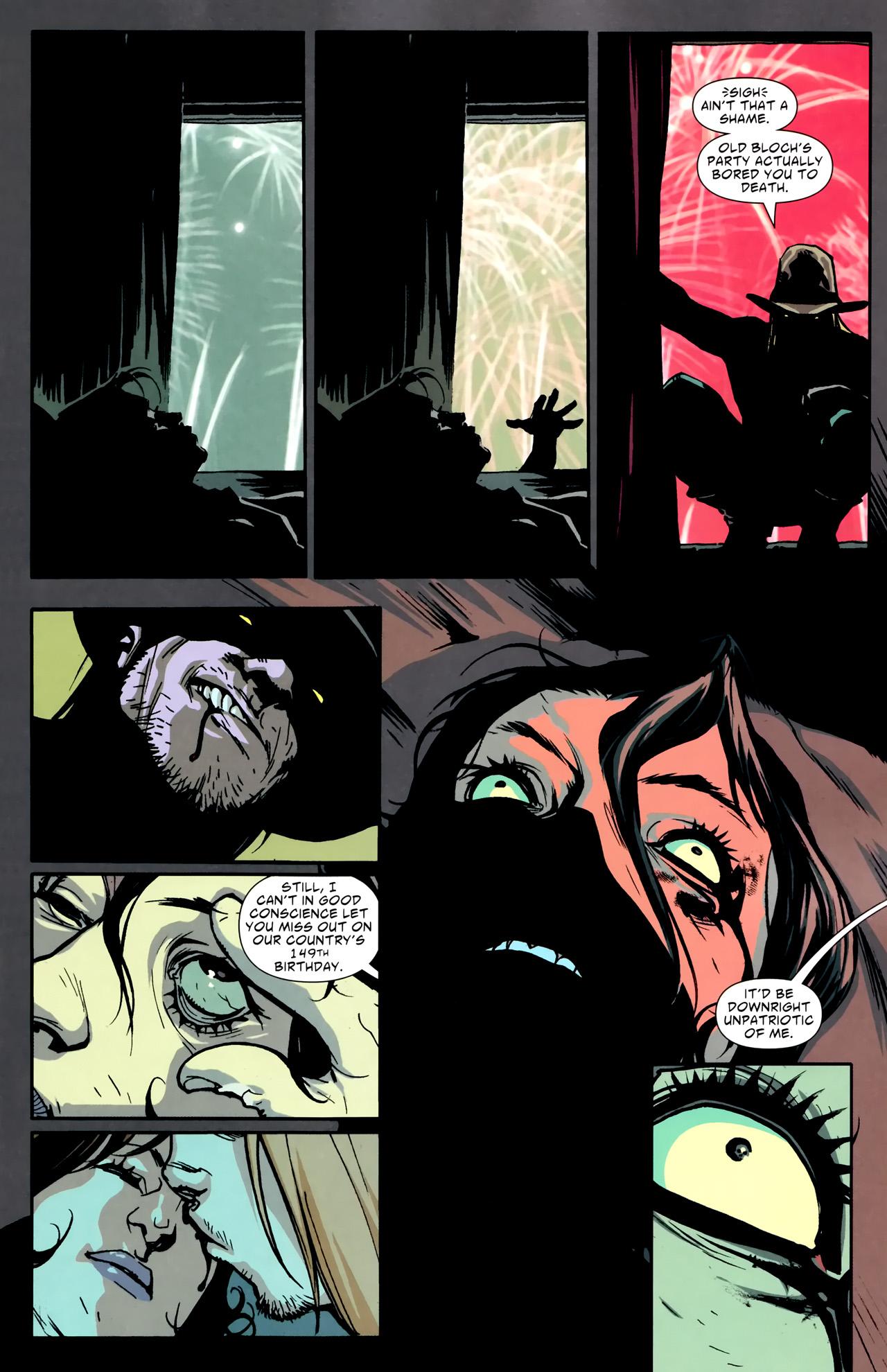 Read online American Vampire comic -  Issue #2 - 7