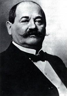 Бертольд Кемпински, основатель компании M. Kempinski & Co.