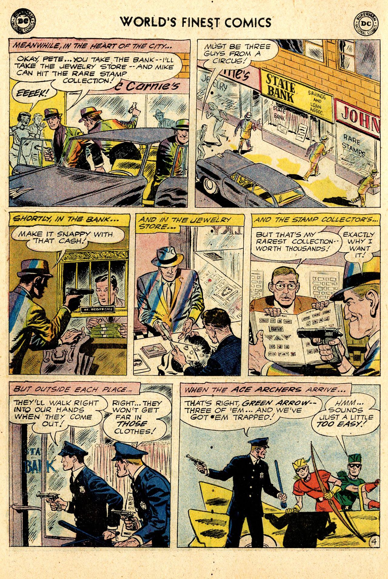 Read online World's Finest Comics comic -  Issue #110 - 30
