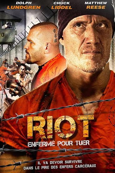Riot อัดแค้นถล่มคุก [HD][พากย์ไทย]